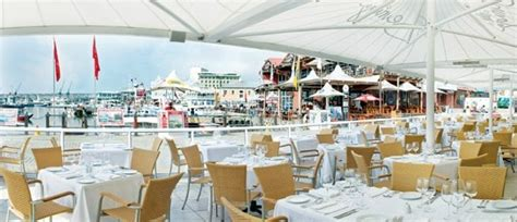 Sevruga Restaurant at the V&A Waterfront in Cape Town