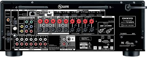 Onkyo TX-NR676 Review and Specs