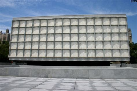 Beinecke Rare Book & Manuscript Library at Yale is noted