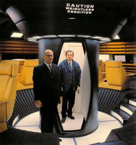 """Making Stanley Kubrick's """"2001: A Space Odyssey"""" 
