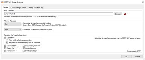 Download SolarWinds SFTP/SCP Server 1