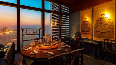 Love is in the air: The world's most romantic restaurants