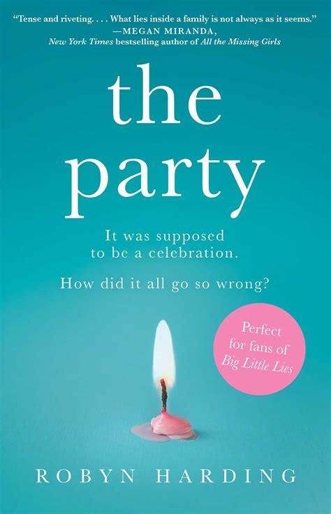 The Party | Book by Robyn Harding | Official Publisher