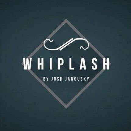 Whiplash (Gimmick and Online Instructions) by Josh