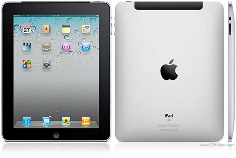 Apple iPad Wi-Fi + 3G pictures, official photos