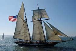 Schooner definition and meaning   Collins English Dictionary