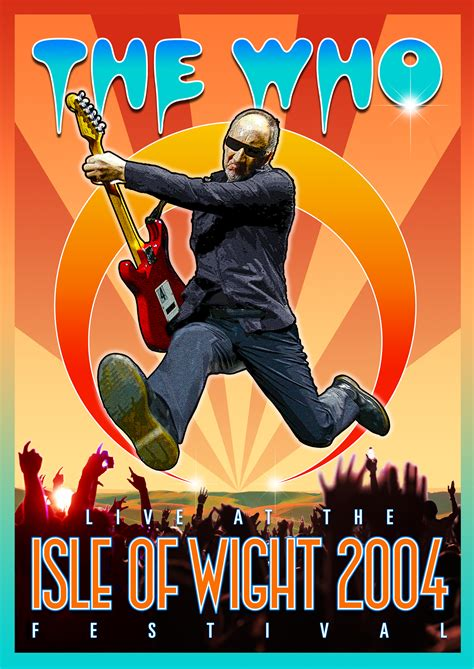 The Who's 'Live at the Isle of Wight Festival 2004' Set