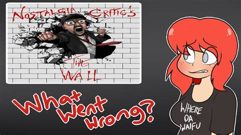What Went Wrong?: Nostalgic Critic's The Wall Review - YouTube