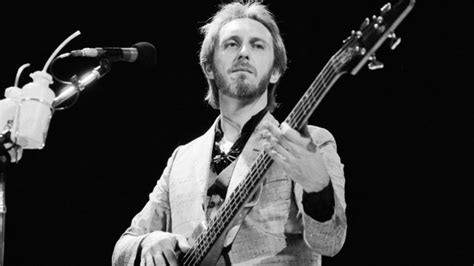 John Entwistle's Live Isolated Bass Track For 'Won't Get