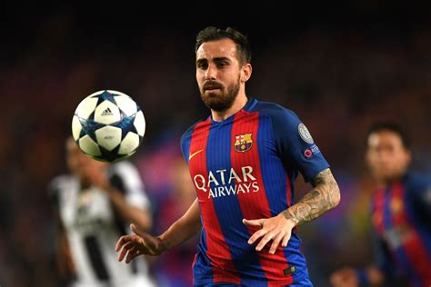 Paco Alcácer speaks about his departure from Barcelona and