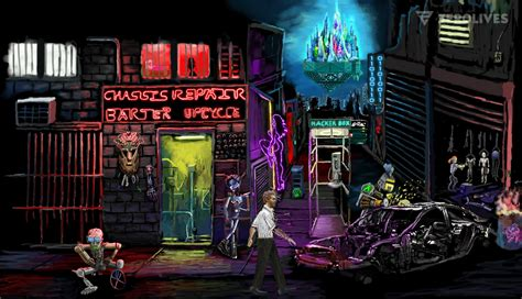 Review: Indie point-and-click adventure game Neofeud's