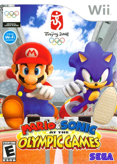 Mario & Sonic at the Olympic Games for Wii (2007) - MobyGames