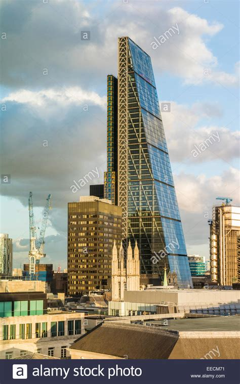 The Cheesegrater Building, 122 Leadenhall Street, London