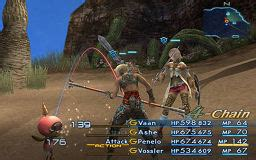 VGMania: REVIEW - Final Fantasy XII (2006)
