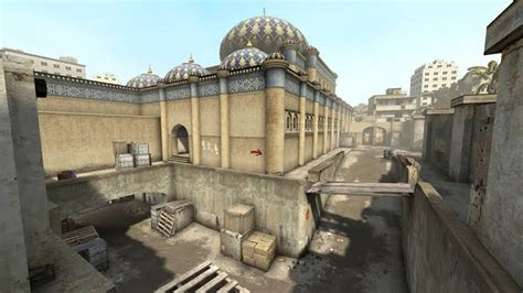 A Dust-themed map will be coming to Counter-Strike: Global