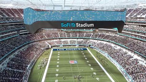 SoFi Buys Naming Rights to the New Chargers and Rams