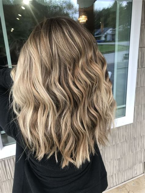 DIY LowLights for Blonde Hair You Can Do At Home