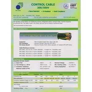Sell Control Cable YSLY
