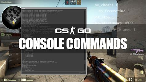 All CS:GO Console Commands and Cvars List 2020