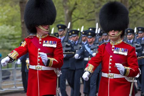 Armed Forces support State Opening of Parliament - GOV