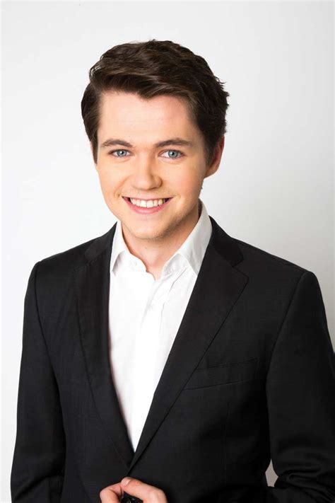 Damian McGinty talks Celtic Thunder, Glee and Going Solo