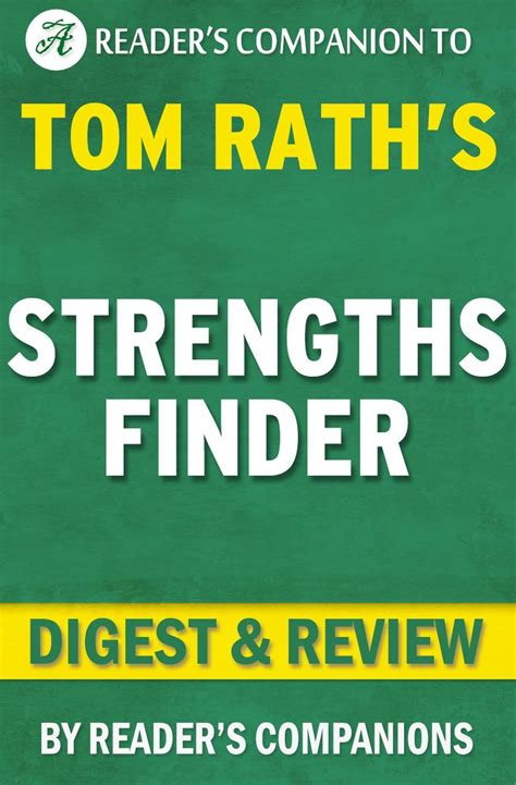 StrengthsFinder: By Tom Rath | Digest & Review eBook by