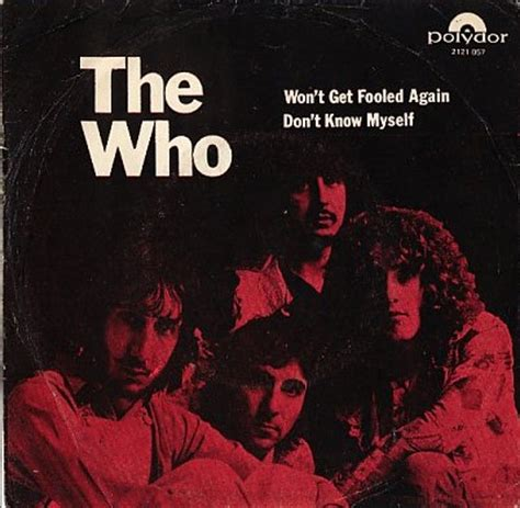THE WHO DISCOGRAPHY