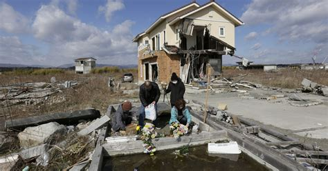 250,000 Japanese still displaced 4 years after quake