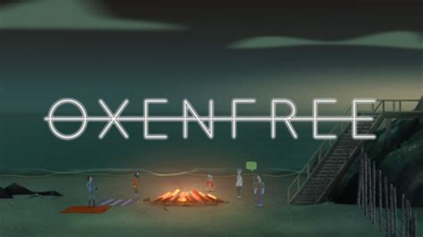 Oxenfree is an awesome point-and-click game set in the 80