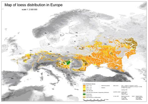 New European Loess Map - Helmholtz-Centre for
