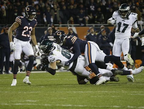 Eagles are strong as ever at tight end - Sports
