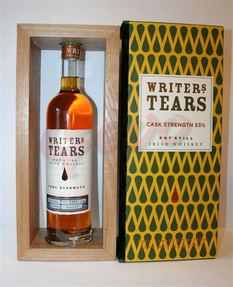 Writers Tears 2014 Limited Edition Cask Strength 53% Pot