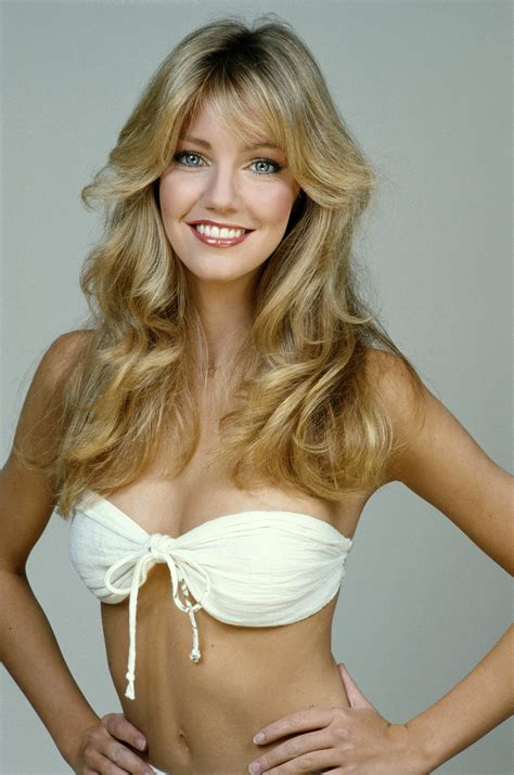 Heather Locklear At 24 Years Old - Famous Nipple
