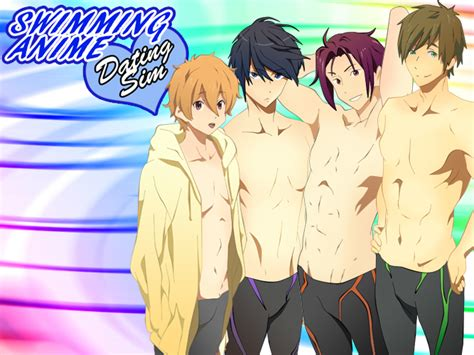 Swimming Anime Dating Sim: VERY BETA by fifthdimensional