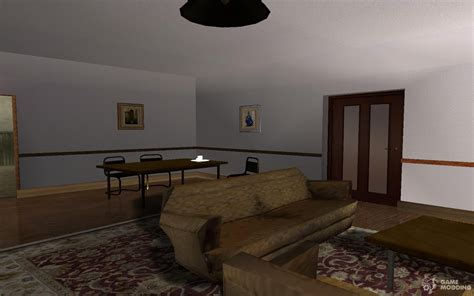 New Interior for the CJ house for GTA San Andreas