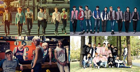 BTS and EXO Were Tumblr's Most Reblogged K-Pop Artists in