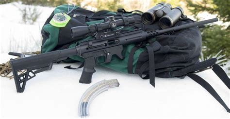 TNW Firearms Aero Survival Rifle Now Chambered in